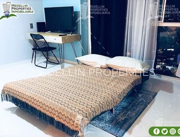 Furnished Apartment for Rental Envigado Cód: 4884