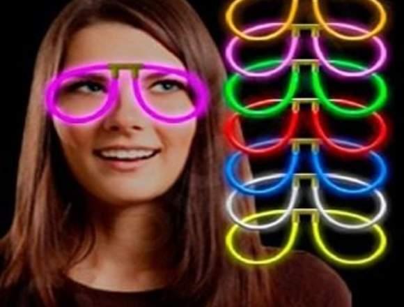 Gafas Glow Para Fiestas, Raves, Eventos DIVERSION