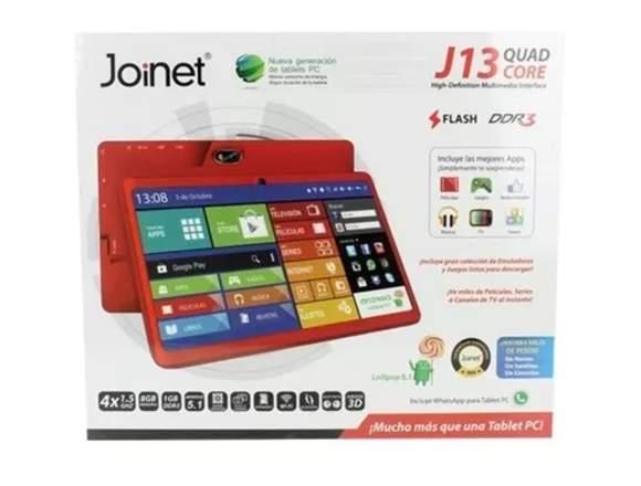 TABLET PC JOINET J13 QUAD CORE