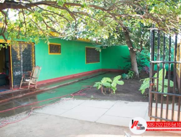Venta de Casa al Norte de la Ciudad de Masaya.