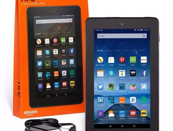 Tablet Amazon Kindle Fire 7(8va Gen) Wifi