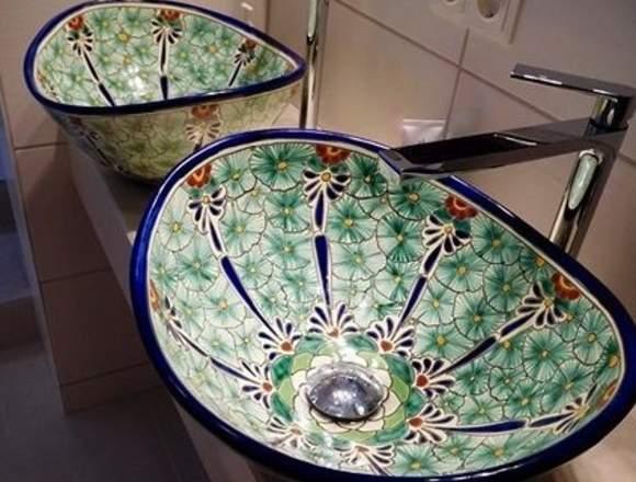 lavamanos vessel sink lavabo cascaron para baño