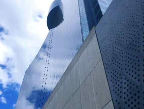 Oficina en WTC México en Renta - 81 m2.