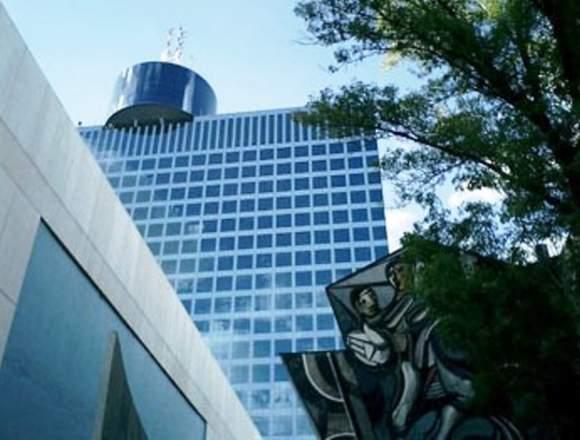 Oficina en WTC en Renta !