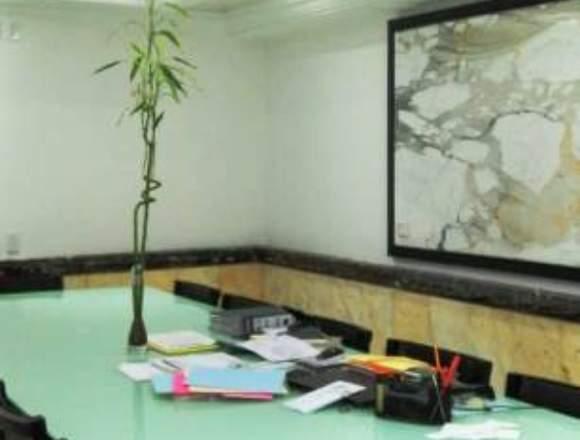 Oficina Amueblada en el WTC México en Renta