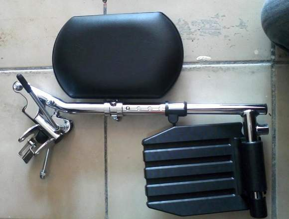 Refacciones para silla de ruedas