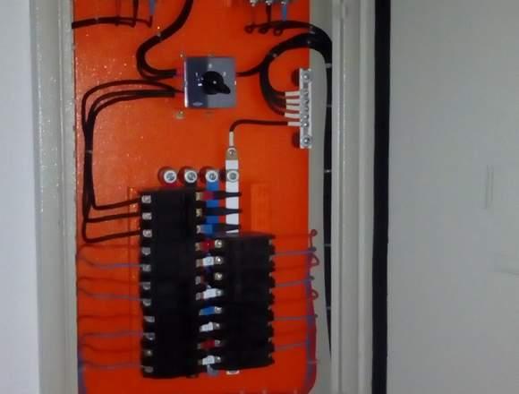 Técnico Electricista Instalacion Reparacion