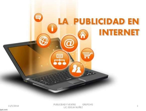 Publicidad Online (A Nivel Nacional)