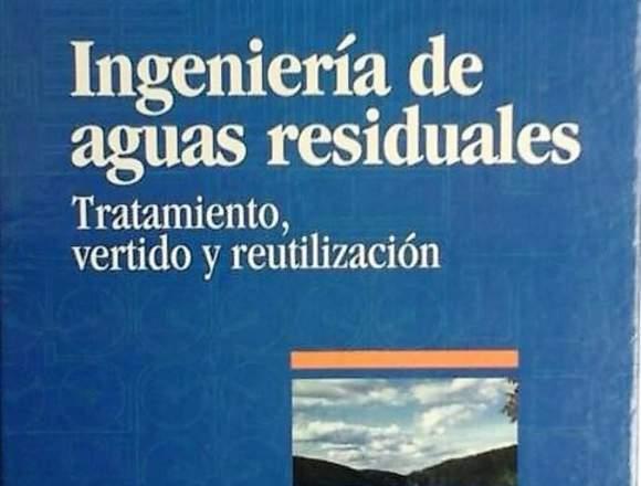INGENIERÍA DE AGUAS RESIDUALES -TRATAMIENTO V&R