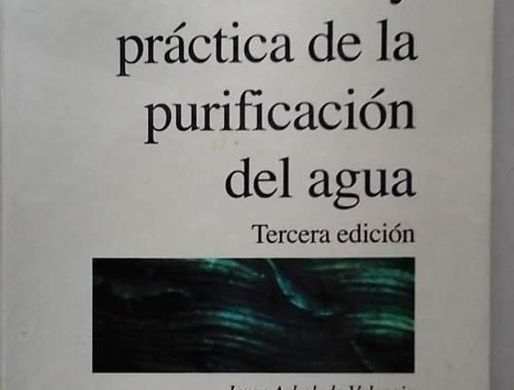 TEORIA Y PRACTICA DE LA PURIFICACIÓN DEL AGUA 01