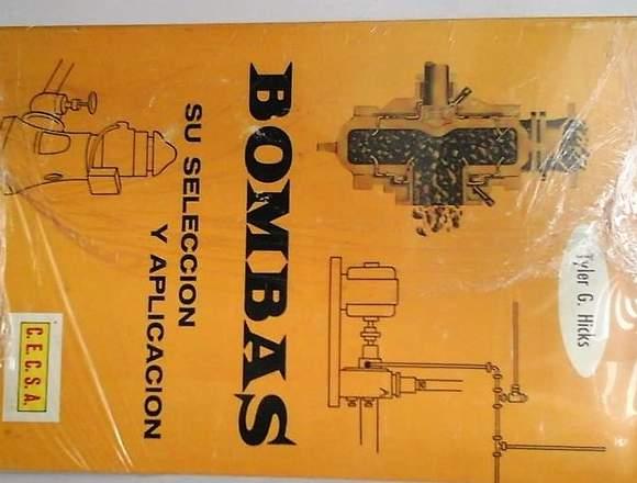 BOMBAS, SELECCIÓN Y APLICACIÓN