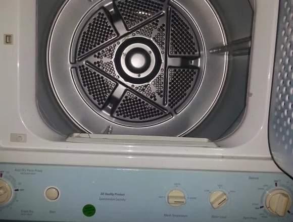 lavadora/secadora morocha