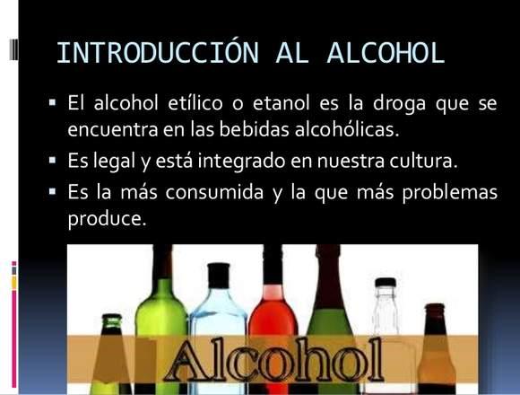 Rehabilitación de Alcohol