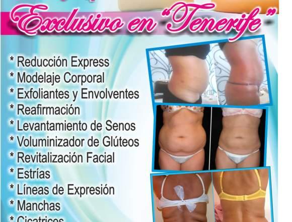 Biozonic Tenerife Tratamientos Reductivos express