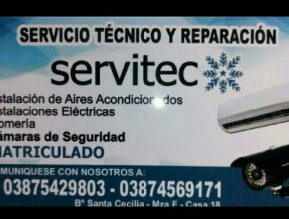Instalación de aire 2500  3875429803
