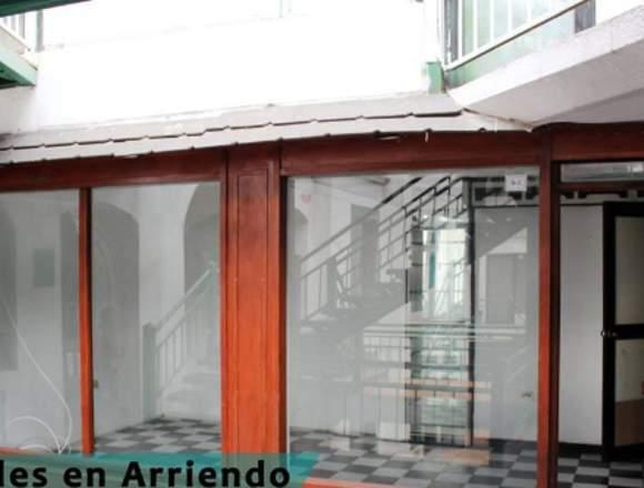 Alquiler de local comercial en Cotocollao-Quito
