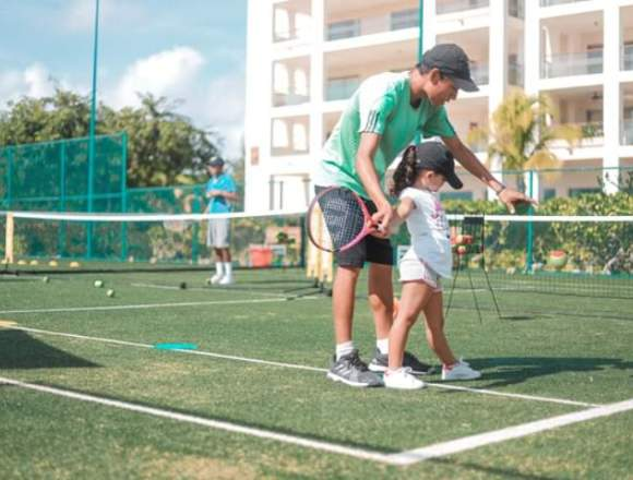 Clases de tenis en Cancún
