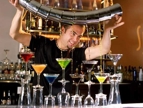 bartender cocteleria bar movil tematicos , eventos