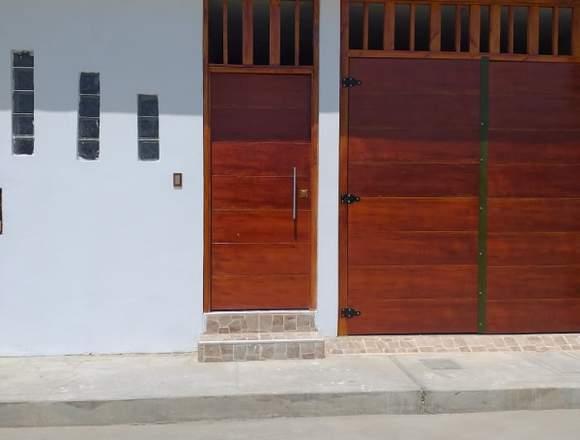 venta de Casa urbanización Las Palmeras Piura