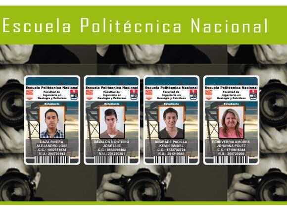 Carnets de identificación quito