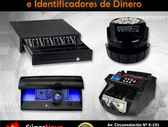 GAVETEROS, IDENTIFICADORES Y CONTADORES DE DINERO