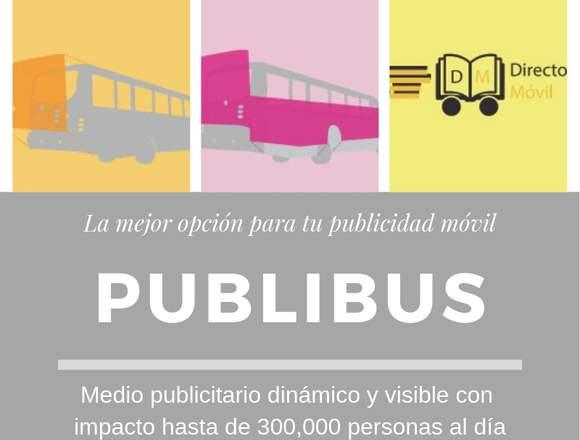 Publibus- publicidad móvil