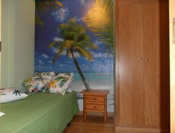Alquilo piso lujoso amueblado2 dormitorio Llorones