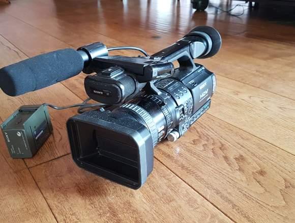 Sony Videocámara profesional de alta definición