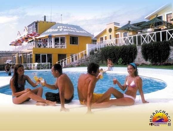 VENTA HOTEL COMO TERRENO CON TITULO DE PROPIEDAD