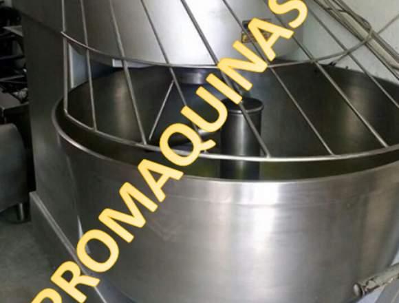 Mojadora Industrial De 12 @ Promaquinas