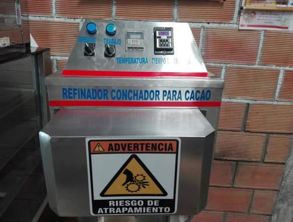 Refinador Conchador De Cacao Refinadoras