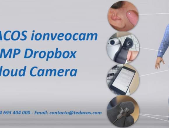 CAMARA HD BOTON TEDACOS 5MP DROPBOX VIDEO YOTUBE