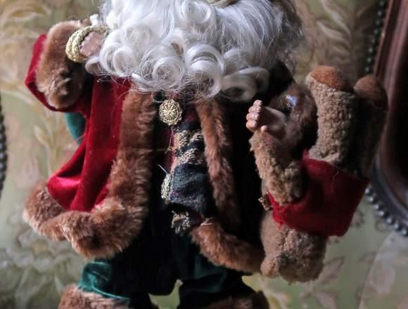 Papá Noel de cara a estas fiestas