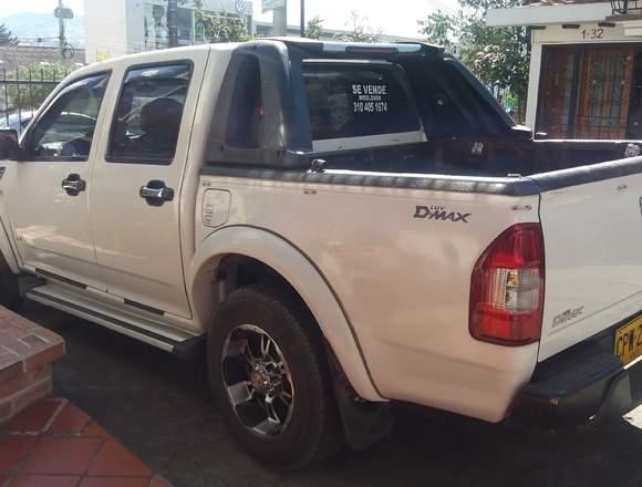 Vendo camioneta Luv D-Max en excelente estado