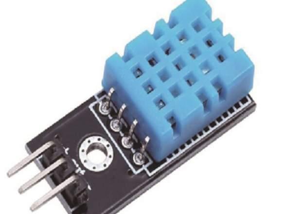 Dht-11 Sensor De Humedad Y Temperatura Digital