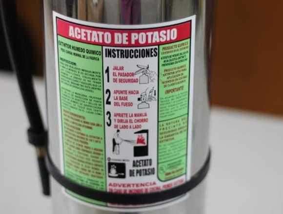 VENTA DE EXTINTORES PARA COCINAS 974831598