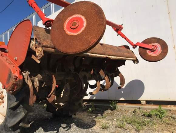VENDO TRACTOR AGRICOLA JAPONÉS HINOMOTO 33