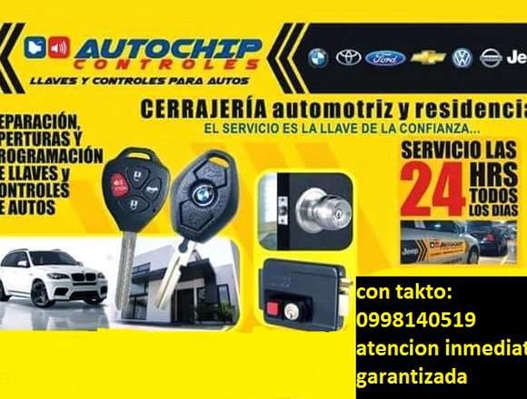MASTER CHIP 24H 7D CERAJERO AUTOMOTRIS