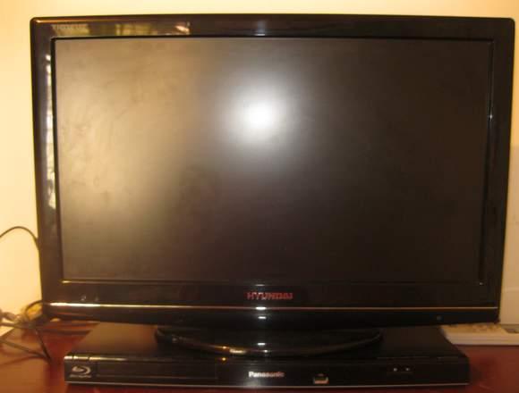 """TV TOSHIBA 21"""" PANTALLA PLANA"""