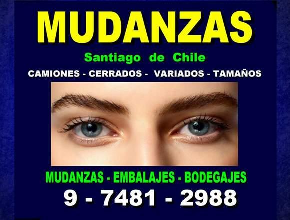 MUDANZAS - SANTIAGO DE CHILE