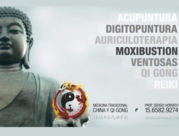 Medicina China - Acupuntura - Kinesiologia China