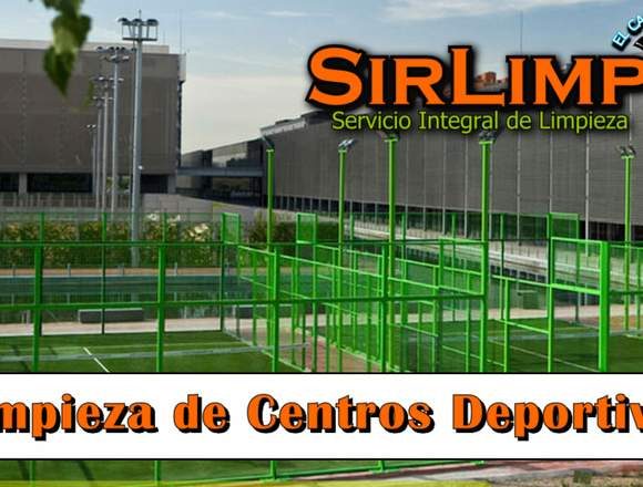 SirLimp servicio integral de limpieza