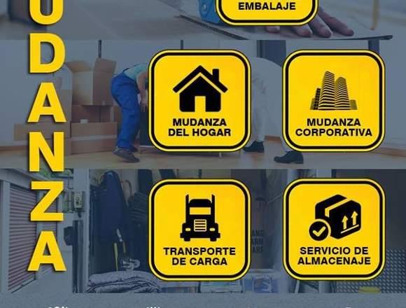 Brindamos servicios de transporte y Embalaje