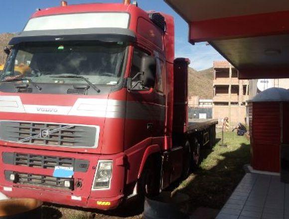 Volvo fh 500 4X6  100 % OPERATIVO
