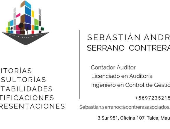 Servicios de Auditorias, Consultoria, Contabilidad