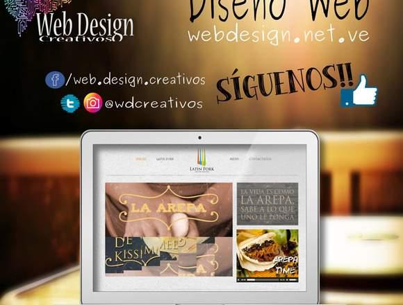 Diseño Web - Posicionamiento SEO - Redes sociales