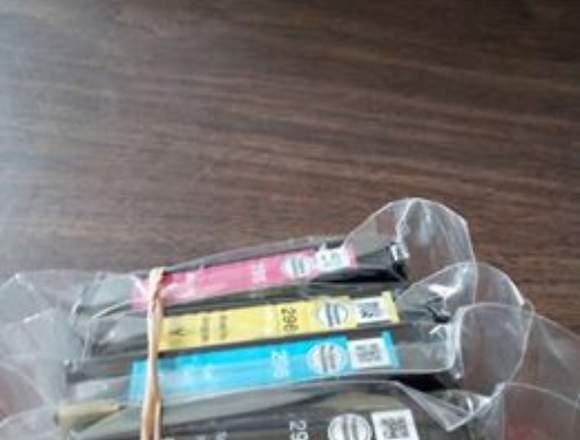 Pack de cartuchos Epson T296