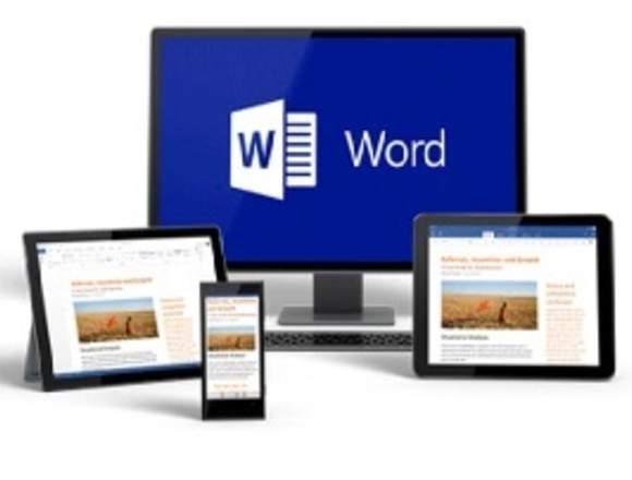 Curso de WORD por la WEB