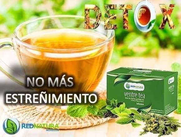 Rednatura Ventre tea