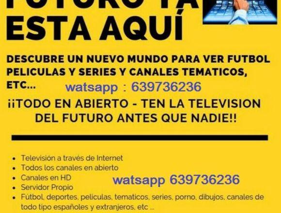 IPTV Y CCCAM MAS POTENTES NO HAY